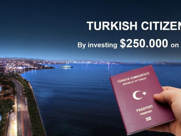 الجنسية التركية مقابل الاستثمار العقاري